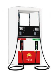 中石油H型四枪加油机
