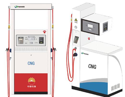 CNG加气机