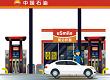 北京三盈智能加油机完美亮相中石油智慧加油站